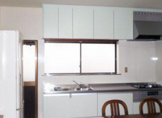 キッチンのリフォームで部屋を明るく