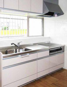 キッチンのリフォームは、オール電化で!