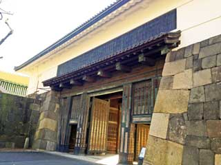 皇居・田安門